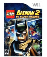 Wii Game - LEGO Batman 2 DC Super Heroes - $10.00