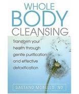 (F20B1) Whole Body Cleansing Gaetano Morello  - $19.99