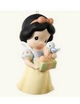 HALLMARK Disney Precious Moments Keepsake Christmas Ornament Snow White ... - £66.83 GBP