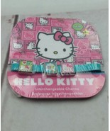 New Hello Kitty By Sanrio Interchangeable 3 Charms M/M 4+ Bracelet 7.5in... - $2.99