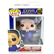 Funko Pop! Movies The Addams Family Gomez Addams #802 Vinyl Figure image 1