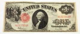 Series of 1917 $1 United States Note in XF Condition - $173.24