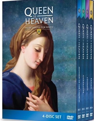 Queen of heaven mary s battle for souls  dvd box set
