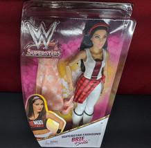 Mattel WWE Superstars Brie Bella Fashion Doll Action Figure - $17.99