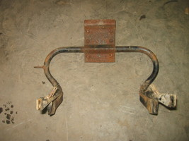 SUZUKI 1985 LT250F REAR PUSH BAR  (BIN 24)  P-1562J  PART 4254---MAKE OFFER - $15.00