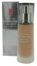 Elizabeth Arden INTERVENE Makeup Foundation SPF 15 Soft Honey 1fl oz/30 ml - $6.18