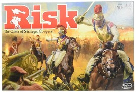 NEW!-RISK: The Game of Strategic Conquest - $39.59