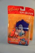 """NEW Hasbro Disney LILO & STITCH 4"""" Skitterin Stitich Action Figure Toy - $19.95"""