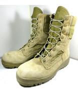 BATES Size 9 Reg  MILITARY COMBAT HIKER BOOTS Marines USMC E25501A - $69.25