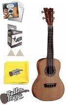 Dean UKE DC SPR Concert Size Spruce Top Acoustic Ukulele w/Strings & More - $113.99