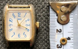 Vintage Q & Q Women's Watch - Functional - No Strap - $5.20