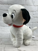 "Disney Store Lucky 101 Dalmatians Plush Puppy Dog 12"" Dalmation Stuffed Toy - $10.99"