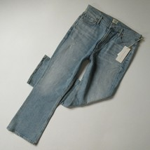 NWT Citizens of Humanity Demy in Stargazer Cropped Flare Stretch Jeans 26 - $82.00