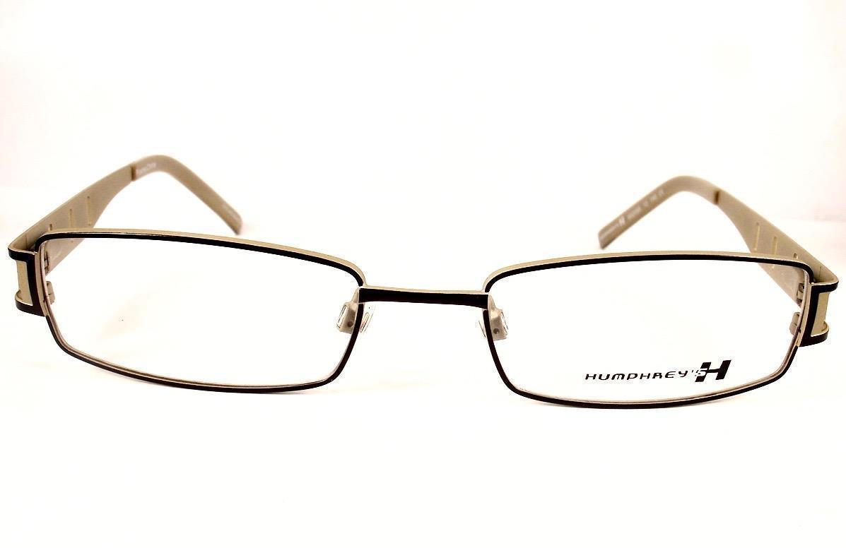 780f1f364e7 Humphrey s Eschenbach 582086 Black Tan Tura Women Eyeglasses 52-18-140  Frames