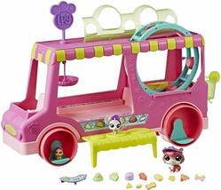 Littlest Pet Shop Tr'eats Truck Playset Toy, Rolling Wheels - $48.50