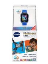 NEW VTech Kidizoom Smart watch DX2, Blue  80-193800 Free Shipping - $77.89