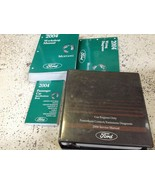 2004 Ford Mustang Gt Cobra Mach Service Shop Repair Manual Set W EWD PCE... - $346.45