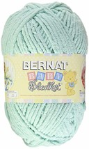 Bernat Baby Blanket Yarn Seafoam 300 Gram Skein - $14.83 CAD