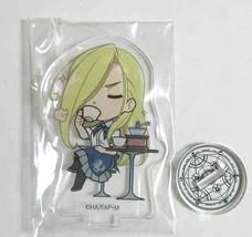 Fullmetal Alchemist Acrylic Stand Olivier Mira Armstrong Anime Hagaren A... - $40.58