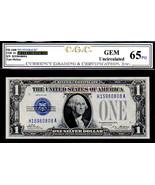 """FR 1600 1928 $1 SILVER CERTIFICATE """"GEM"""" EXCELLENT MARGINS, COLORS! WASH... - $175.00"""