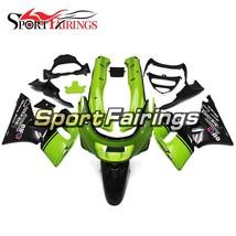 Cowlings For Kawasaki ZZR400 1993 94 95 96 97-01 02 03 04-07 Green Black... - $373.65