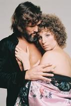 Barbra Streisand Kris Kristofferson A Star Is Born embracing 18x24 Poster - $23.99