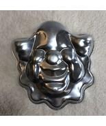 Wilton Cake Pan Bozo Clown Face #502-275 VTG Vintage 1979 with Orig Inst... - $13.85