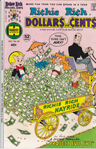 Richie Rich Dollars and Cents #80 - $6.00