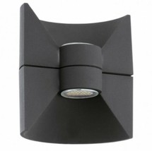 Outdoor LED Wall Light 5 W Anthracite Home Ceiling Shade Light Bulbs Fix... - €89,65 EUR