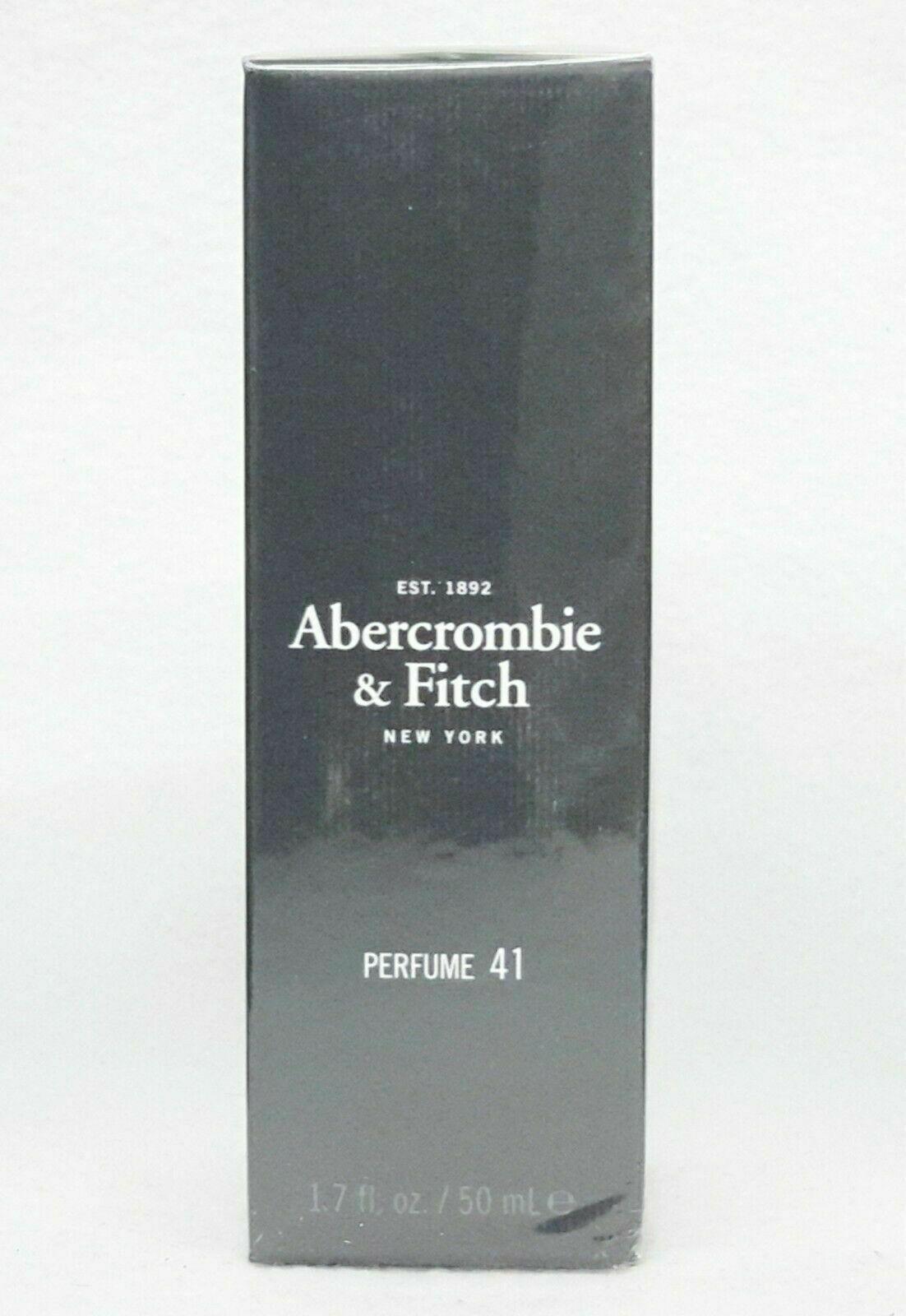 Aaaaaaaaabercrombie   fitch 41 perfume