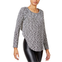Chelsea Sky Asymmetrical Sweater Black X-Small - $32.99