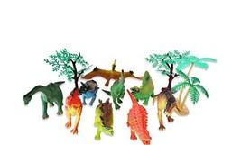 Think Toys Dinosaur Adventure Figure Toy Set