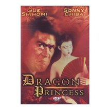 Dragon Princess [DVD] [2003] - $6.92