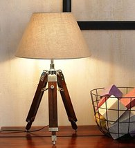 LIVING ROOM TABLE LAMP WITH SHADE BY NAUTICALMART - $188.10