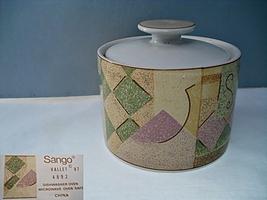 Sango Vallet 4892 Sugar Bowl with Lid - $13.99