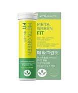 Vital Beauty Meta Green Fit (14 tablets) 63g Fitness Foam Catechin made ... - $36.63