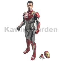Crazy Toy 1:6 Iron Man MK 47 Statue Figure 12 Inch Avengers Ironman Tony Stark - $75.99
