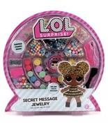 LOL SURPRISE SECRET MESSAGE JEWELRY CHARM/NECKLACE/BRACELET ☆Series 1 2 ... - $21.69