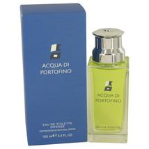 Acqua Di Portofino by Acqua di Portofino Eau De Toilette Intense Spray (Unisex) - $54.00