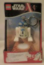 Lego Star Wars R2D2 Led Lite Key Chain - $12.82
