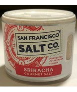 San Francisco Salt Co Spiracha 4 Oz New - $16.72