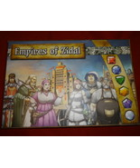 EMPIRES OF ZIDAL board game -- used - $25.00