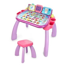 VTech Touch and Learn Activity Desk - Purple - Online Exclusive - $57.76