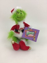 "The Grinch Who Stole Christmas 10"" Plush Universal Studios New w Tags No... - $17.77"