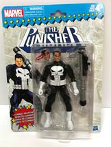 Marvel Legends Vintage Wave Punisher Action Figure Retro New - $27.54