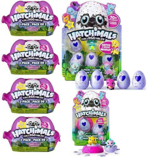 Hatchimals Colleggtibles BASIC Holiday Gift Set
