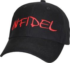 Black Infidel Adjustable Cap Baseball Hat - $10.99