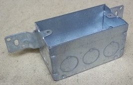 Bowers 104-W-FB-1/2 Outlet Box 4in x 2 1/8in x 2 1/8in - $14.05