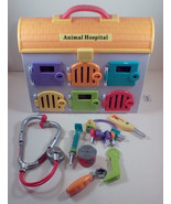 Parents Animal Hospital Playset Keys Accessories - $29.69