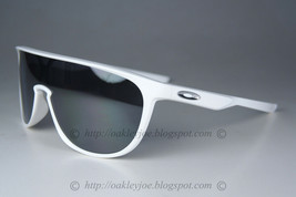 Oakley Trillbe Sunglasses OO9318-02 Matte White Frame W/ Black Iridium L... - $59.39